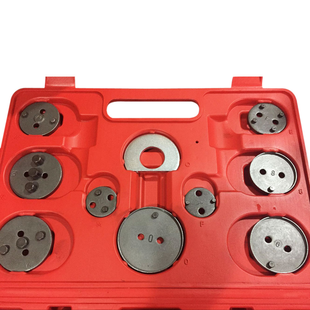 21pc Automotive Disc Brake Caliper Piston Pad Wind Back Manual Tool