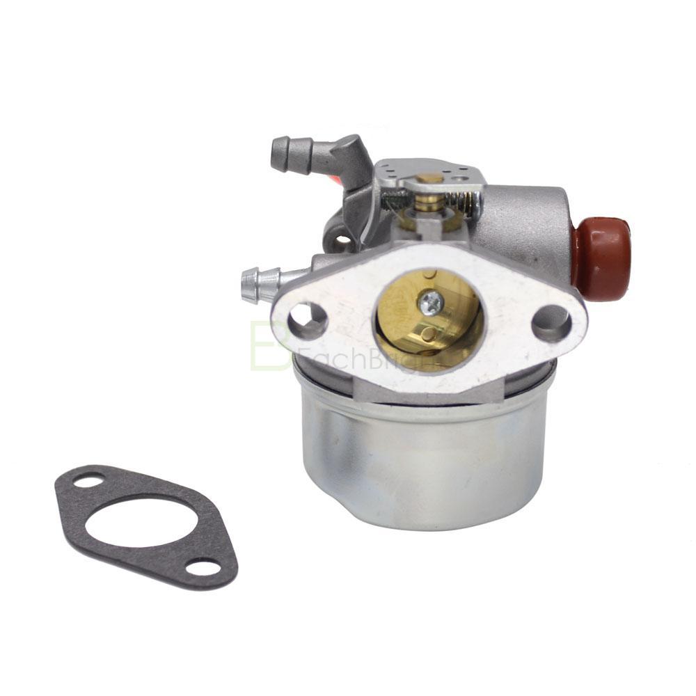 Carburetor For Tecumseh 5hp 6hp 6 Hp 193cc Hor Ohv Go Kart