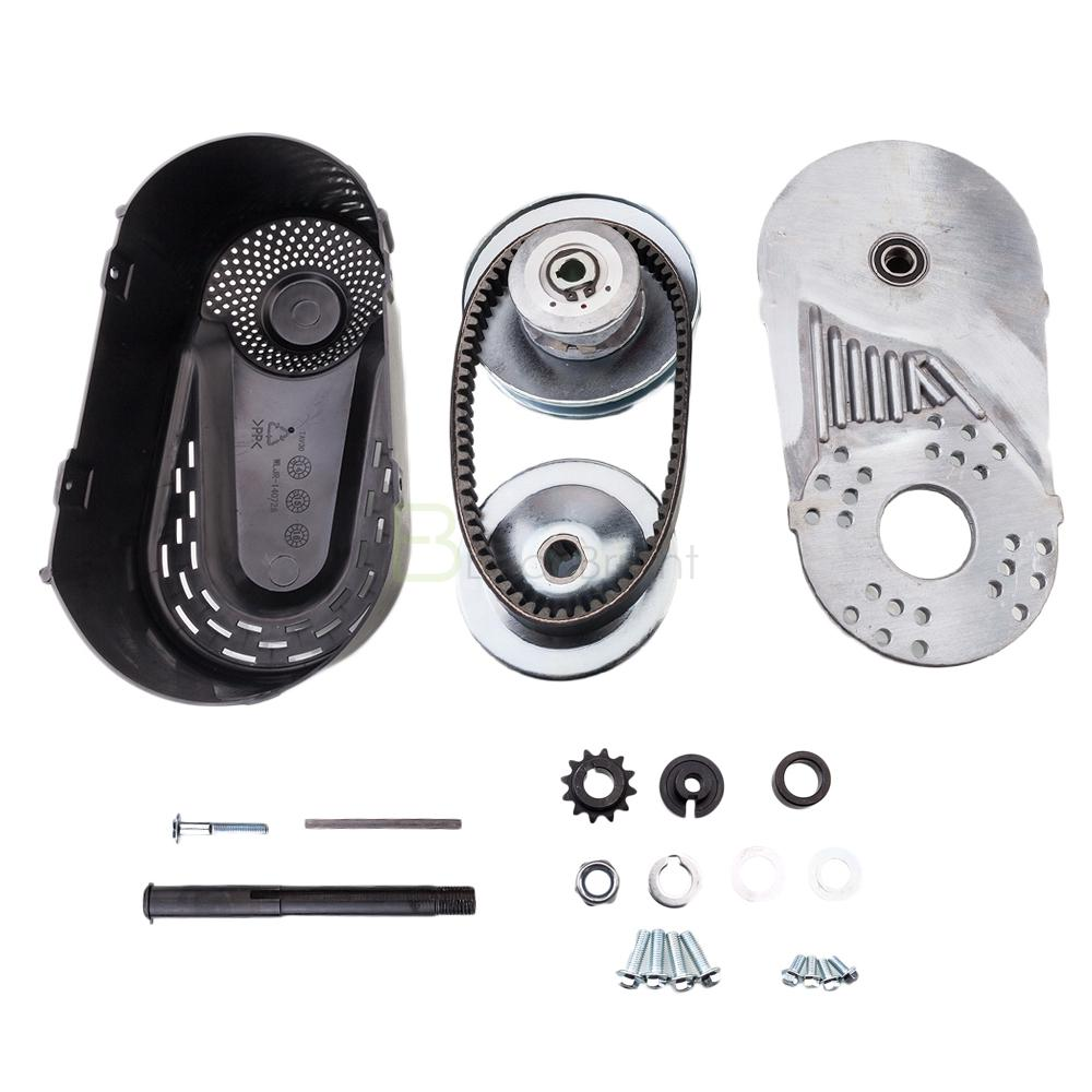 Go Kart 6 5 Hp 212cc Torque Converter Clutch Kit 3 4 Quot 12tooth 35 Chain Ebay